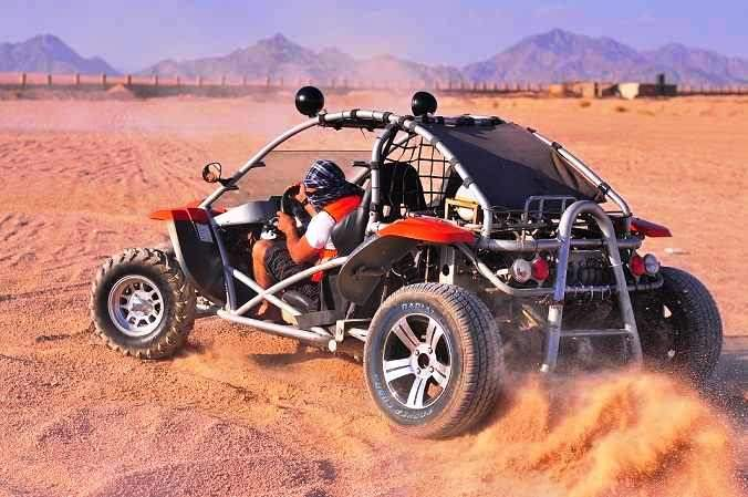 Buggy Car Desert Safari