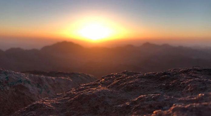 Ночная экскурсия на гору Моисея (Синай) из Шарм-эль-Шейха