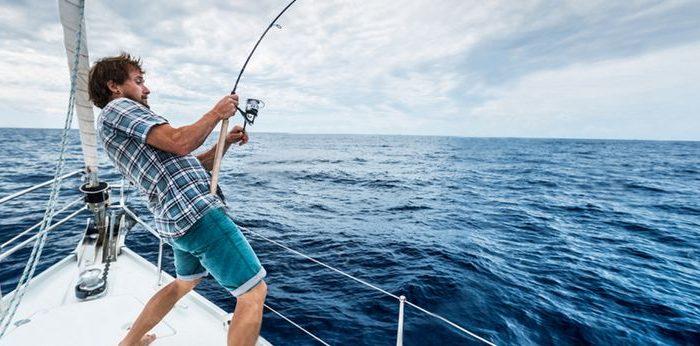 Рыбалка в Красном море в Шарм-эль-Шейх