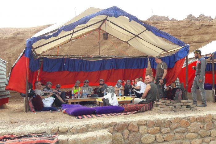 osservazione stelle nel deserto sharm el-sheikh