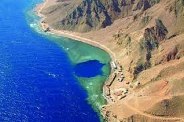 Blue hole/ Canyon Dahab/ Motorata 6×1 da Sharm el Sheikh