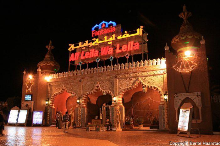 Le mille e una notte a Sharm el Sheikh