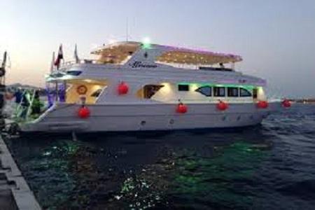 Serata, Spettacolo con Cena Romantica sulla Barca a Sharm el Sheikh