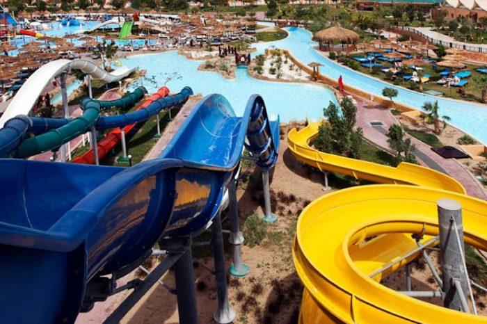 Parco Acquatico aqua Park Sharm El Sheikh