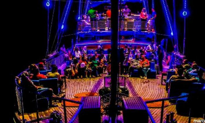 Романтический вечерний круиз на яхте из Шарм-Эль-Шейха