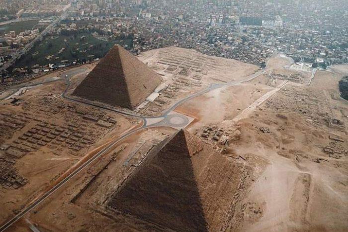 Каир на самолёте из Хургады