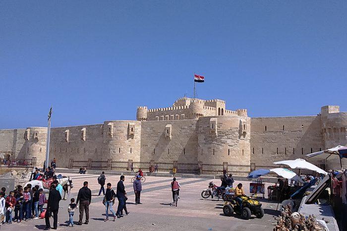Каир и Александрия 2 дня из Хургады