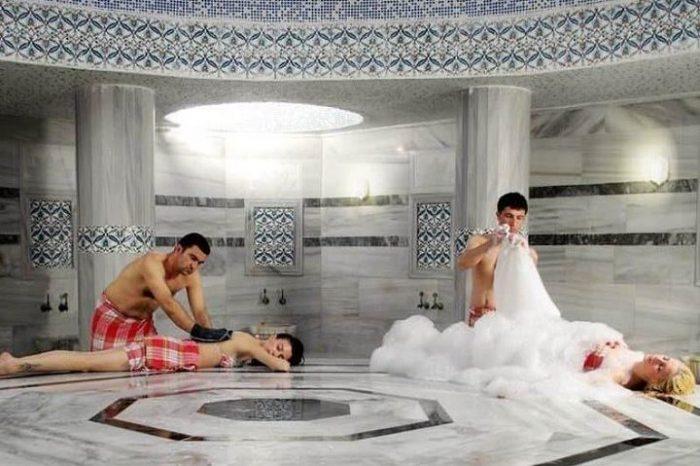 Турецкая баня «Клеопатра плюс» и массаж всего тела в Хургаде